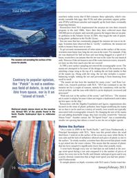 Marine Technology Magazine, page 16,  Jan 2013 Algalita Foundation