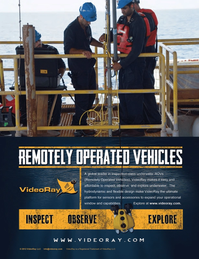 Marine Technology Magazine, page 2nd Cover,  Jan 2013