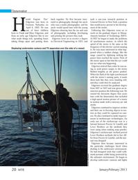 Marine Technology Magazine, page 20,  Jan 2013 stroboscopic technologies