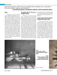 Marine Technology Magazine, page 22,  Jan 2013 Edgerton