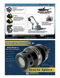Marine Technology Magazine, page 25,  Jan 2013