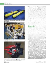 Marine Technology Magazine, page 28,  Jan 2013 Broadband