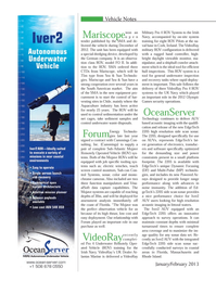 Marine Technology Magazine, page 30,  Jan 2013