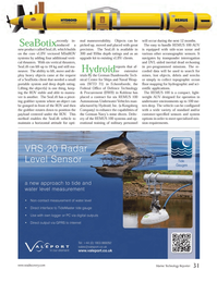 Marine Technology Magazine, page 31,  Jan 2013