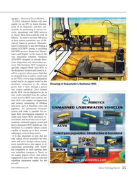 Marine Technology Magazine, page 35,  Jan 2013 foreign subsea equip-ment manufacturers