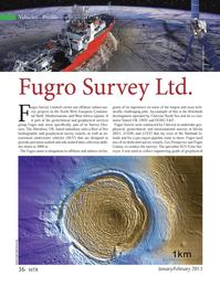 Marine Technology Magazine, page 36,  Jan 2013 GALAXY