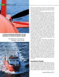 Marine Technology Magazine, page 38,  Jan 2013 internet caf
