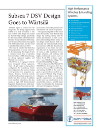 Marine Technology Magazine, page 41,  Jan 2013 North Sea