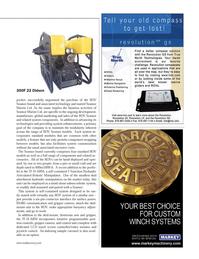 Marine Technology Magazine, page 43,  Jan 2013 Seamor Marine Ltd.