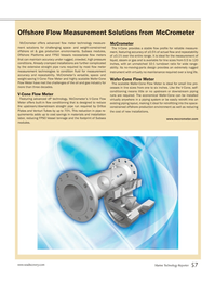 Marine Technology Magazine, page 57,  Jan 2013 ment solutions