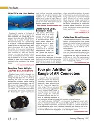 Marine Technology Magazine, page 58,  Jan 2013