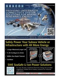 Marine Technology Magazine, page 7,  Jan 2013