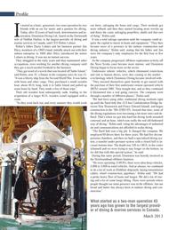 Marine Technology Magazine, page 12,  Mar 2013 Nova Scotia