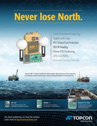 Marine Technology Magazine, page 15,  Mar 2013