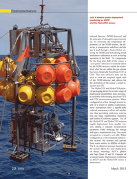 Marine Technology Magazine, page 20,  Mar 2013 Measurement systems