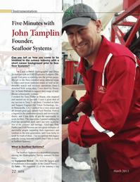 Marine Technology Magazine, page 22,  Mar 2013 underwater search