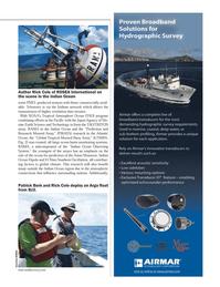 Marine Technology Magazine, page 27,  Mar 2013 Japan Agency of Ma