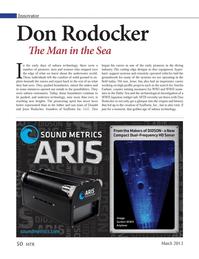 Marine Technology Magazine, page 50,  Mar 2013 Baltic Sea