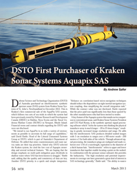 Marine Technology Magazine, page 56,  Mar 2013 Rhode Island