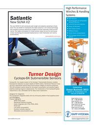 Marine Technology Magazine, page 73,  Mar 2013 United Kingdom
