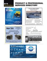 Marine Technology Magazine, page 79,  Mar 2013 steel