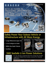 Marine Technology Magazine, page 11,  Apr 2013