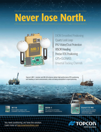 Marine Technology Magazine, page 15,  Apr 2013