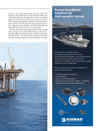 Marine Technology Magazine, page 19,  Apr 2013 Well Services