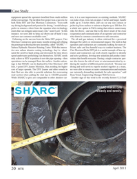 Marine Technology Magazine, page 20,  Apr 2013 Chet Morrison??s