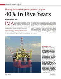 Marine Technology Magazine, page 22,  Apr 2013