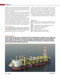 Marine Technology Magazine, page 24,  Apr 2013