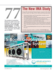 Marine Technology Magazine, page 25,  Apr 2013 Floating Production Systems