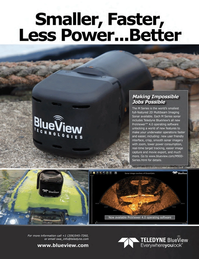 Marine Technology Magazine, page 1,  Apr 2013