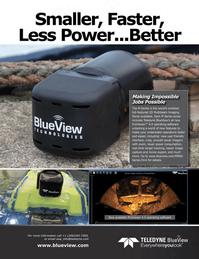Marine Technology Magazine, page 1,  Apr 2013