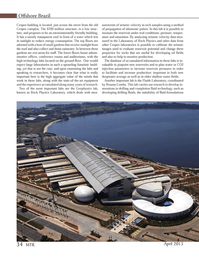 Marine Technology Magazine, page 34,  Apr 2013 CO2 injection