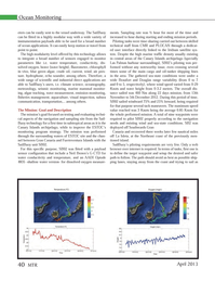 Marine Technology Magazine, page 40,  Apr 2013