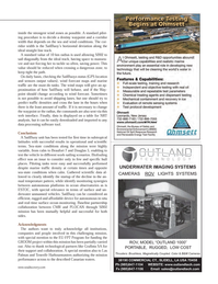 Marine Technology Magazine, page 41,  Apr 2013 SB02 mission