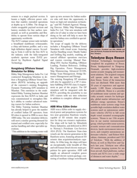 Marine Technology Magazine, page 53,  Apr 2013 Broadband