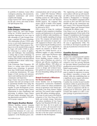 Marine Technology Magazine, page 55,  Apr 2013 3D sonar technology