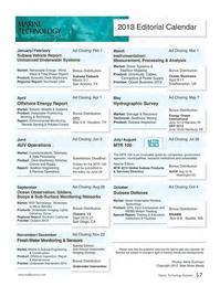 Marine Technology Magazine, page 57,  Apr 2013