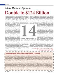 Marine Technology Magazine, page 8,  May 2013 Jim Watson