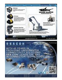 Marine Technology Magazine, page 11,  May 2013