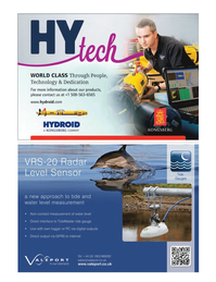 Marine Technology Magazine, page 17,  May 2013