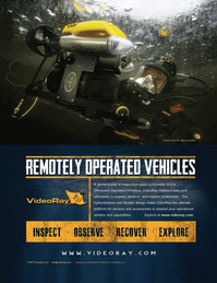 Marine Technology Magazine, page 2nd Cover,  May 2013