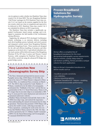 Marine Technology Magazine, page 19,  May 2013 back-deck handling systems