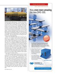 Marine Technology Magazine, page 21,  May 2013 Colin Devey
