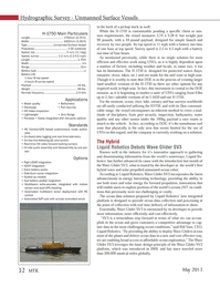 Marine Technology Magazine, page 32,  May 2013