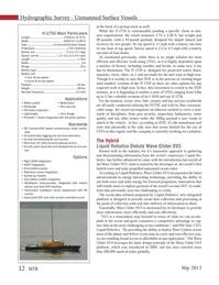 Marine Technology Magazine, page 32,  May 2013 Bill Vass