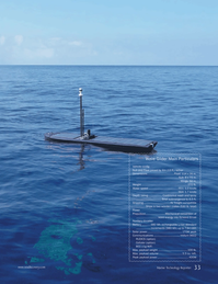 Marine Technology Magazine, page 33,  May 2013