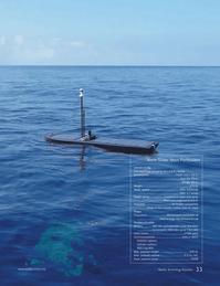 Marine Technology Magazine, page 33,  May 2013 wave energy
